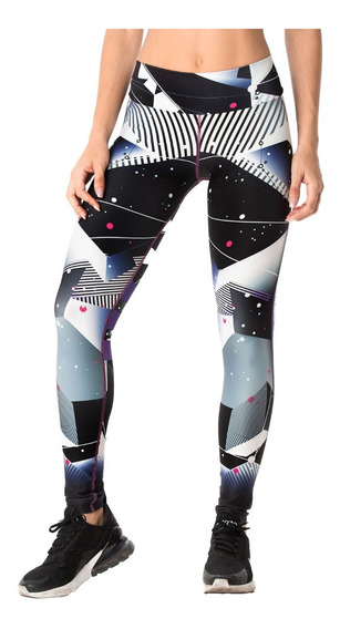 Calzas Deportivas Mujer Touche Sport Lycra Mujer Gym Ls 338