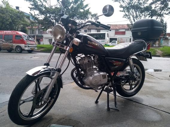 Suzuki Gn 125 Muy Buena