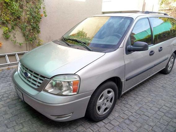 Ford, Tipo Freestar, 3.9 Minivan Lx
