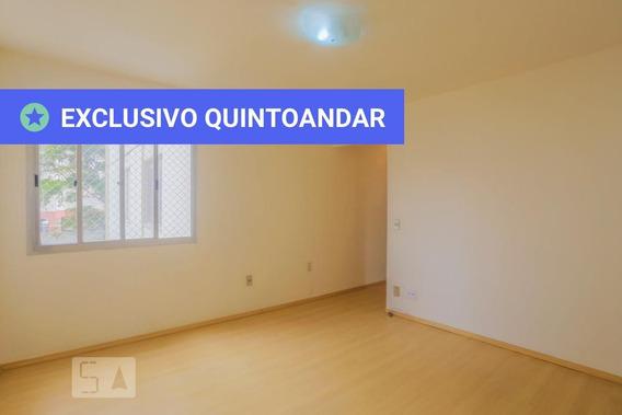 Apartamento No 5º Andar Com 2 Dormitórios - Id: 892989097 - 289097
