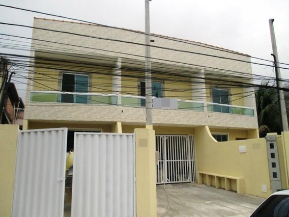 Jardim Alvorada/nova Iguaçu. Casa 3 Quartos Sendo 1 Suíte, 3 Banheiros E Garagem. . - Ca00450 - 32690402