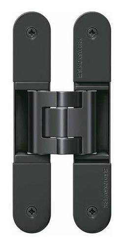 Imagen 1 de 3 de Bisagra Tectus Te 340 3d Negra