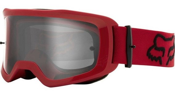 Goggle Fox Main Stray Rojo/flama Motocross Enduro
