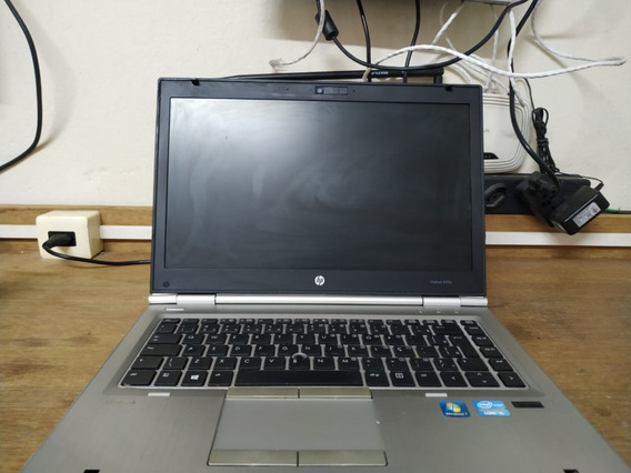 Notebook Hp Elitebook 8470p Core I5-3220m/4gb/ssd 120gb