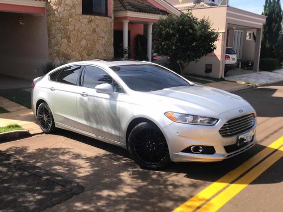 Ford Fusion 2.0 Gtdi Titanium Awd Aut. 4p 2016