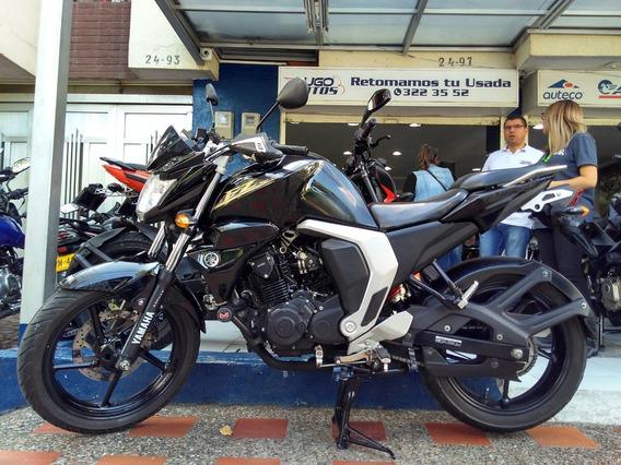 Yamaha Fz 2.0 Modelo 2016 Al Día ¡financiación Inmediata!