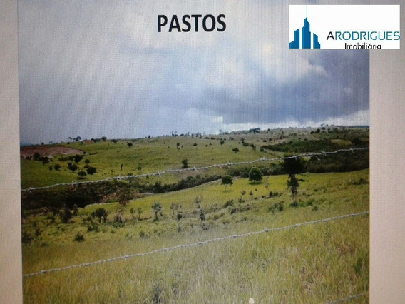 Fazenda À Venda Próximo De Amargosa, Fazenda Rio Verde Porteira Fechada ( Sem Os Gados) 358 Halqueires, Oportunidade - Fa00004