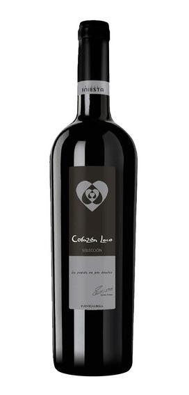 Vino Tinto Selección Corazon Loco 1 Botella 750ml