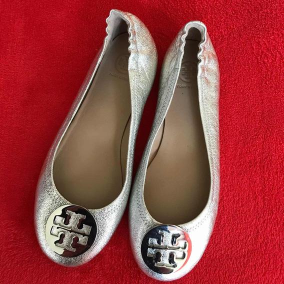 Zapato Tipo Flats Tory Burch Original Y Nuevo Sin Caja 5.5me