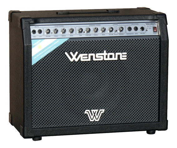 Amplificador P/ Guitarra Electrica Wenstone Ge-700 70 W.