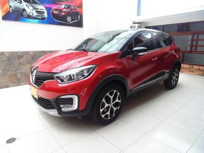 Renault Captur Intens 2.0 L 2020 Rojo