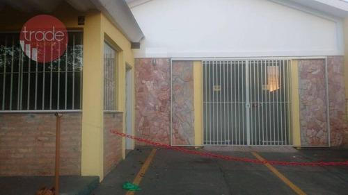 Casa Com 3 Dormitórios À Venda, 161 M² Por R$ 400.000,00 - Jardim Paulistano - Ribeirão Preto/sp - Ca2882