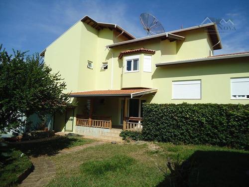 Casa Residencial À Venda, Jardim Esplanada, Indaiatuba. - Ca0507