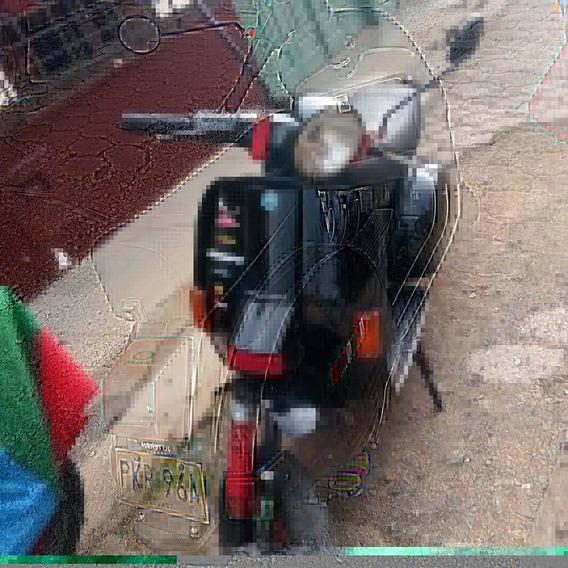 Otras Marcas Moto Piaggio -px 150