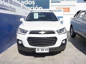 Chevrolet Captiva Ls 2.4 Suv 4x2 Gasolina 2018