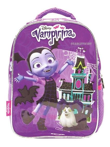 Mochila Espalda Vampirina 12 Pulgadas Jardin Original