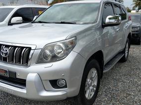 Toyota Land Cruiser Vx Gris 2011