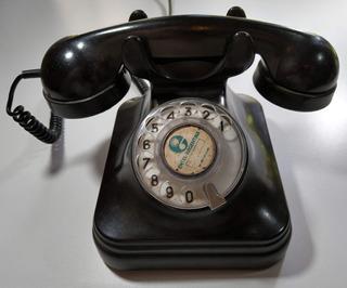Teléfono Antiguo Funcionando Entel Original Coleccionistas