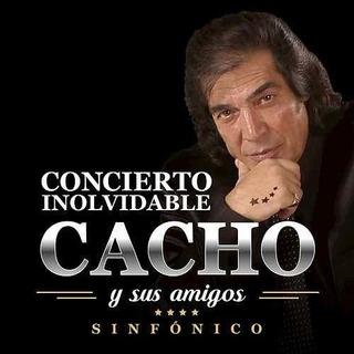 Cd+dvd Cacho Castaña Cacho Y Sus Amigos Sinfonico U-