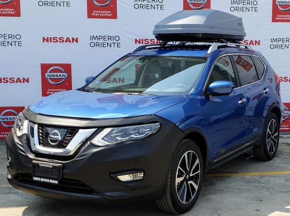 Nissan X-trail Exclusive 2 Row 2020 Precio Buen Fin!!