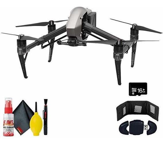 Camara Dji Inspire 2 Quadcopter 16gb Microsd Memory Card R ®