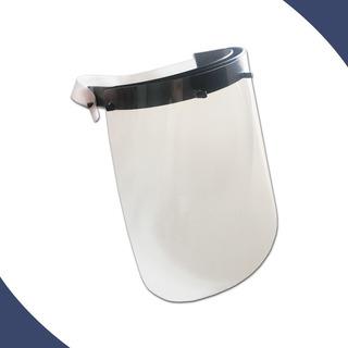 Face Shield Kit C/ 10 Máscara Proteção Anti Respingos