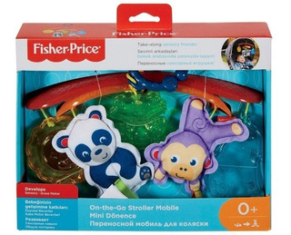 Juguete Para Bebes Fisher Price Movil Anilmalitos
