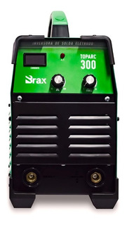 Inversora De Solda 300a - Multi Tensão - Eletrodo Até 5mm