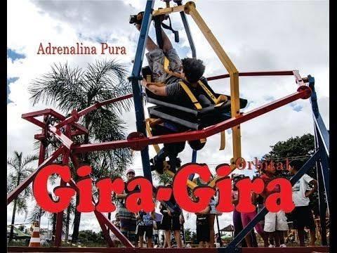 Imagem 1 de 1 de Orbital Gira Gira Adrenalina Pura...