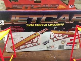 Jet Car Super Rampa Roma Jensen