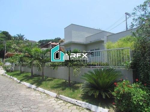 Casa Com 3 Dormitórios À Venda - Sapê, Niterói/rj - Cav012