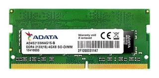 Memoria Ram Adata Ad4s2133j4g15-s - 4 Gb