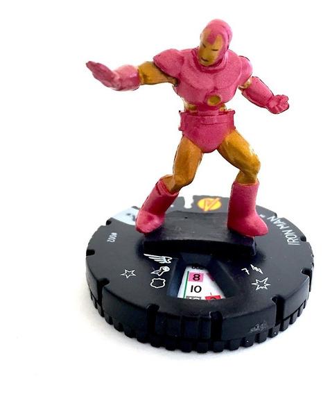 Wizkids Heroclix What If Set Iron Man #002 C