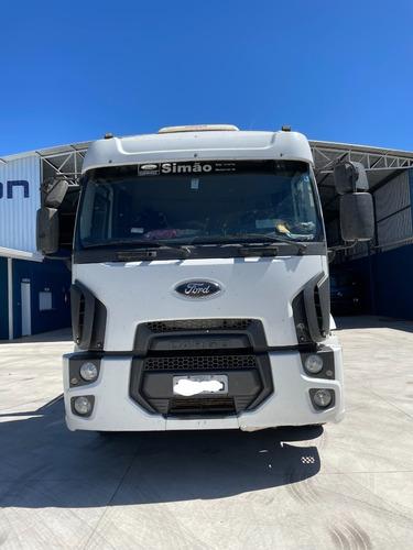 Imagem 1 de 4 de Ford Cargo 2431 Teto Alto Leito - 2019