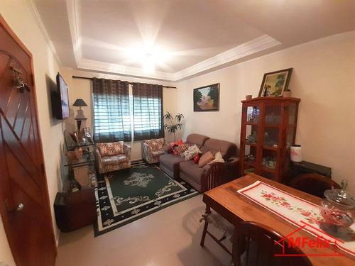 Sobrado Com 2 Dormitórios À Venda, 90 M² Por R$ 470.000,00 - Parque Continental Ii - Guarulhos/sp - So0123