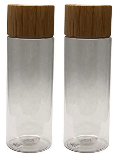 Imagen 1 de 2 de Embalaje Sfp 180ml / 6oz Botella De Plastico Reutilizable C