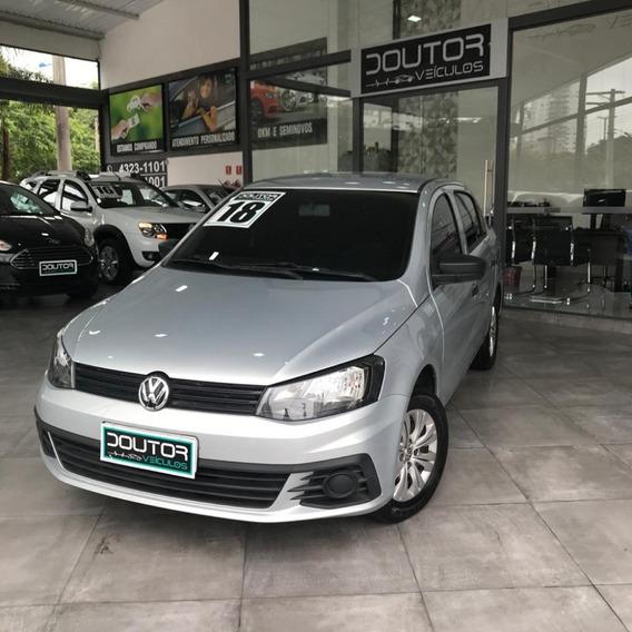 Volkswagen Voyage Trendline 1.6 Totalflex 2018 / Voyage 18