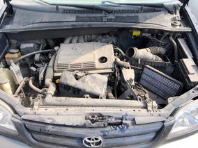Toyota Sienna Por Partes Para Desarmarmar Yonke