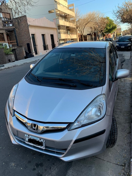 Honda Fit Lxl At 1.4 2013 Única Mano Titular