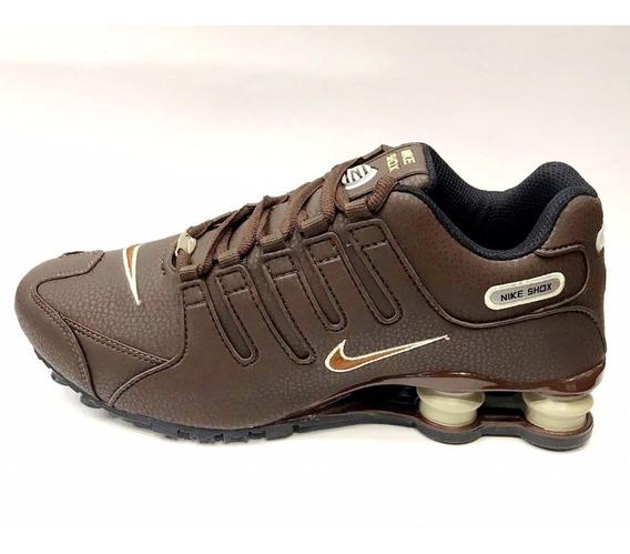Nike Shox Nz 4 Molas Original | Todas Cores - Promoção