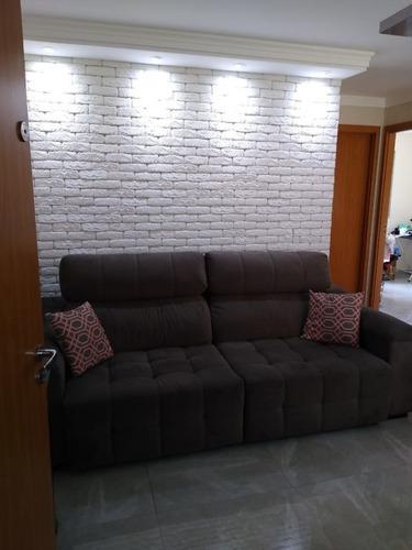 Apartamento Para Venda No Bairro Água Chata Em Guarulhos - Cod: Ai23058 - Ai23058