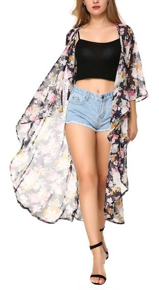 Bikini Beach Kimono Beach Bikini Para Mujer Floral Rebeca