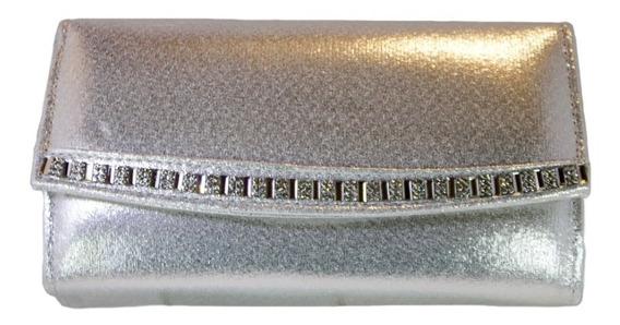 Bolsa De Fiesta Clásica Con Cristales 03fn035g16