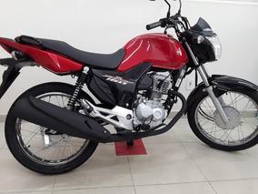 Honda Cg 160 Start, Inj. Elet, Painel Digital, Wzap991058732