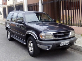 Ford Explorer Elite Xlt 4x4 Full Equipo