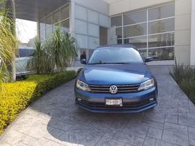 Volkswagen Jetta 2.5 Trendline Automatico Con Piel