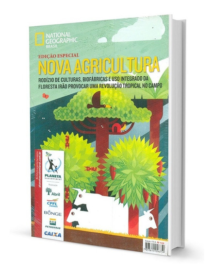 National Geographic Brasil Nova Agricultura