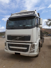 Fh 540 2013 6x4 I-shift, Globetrotter
