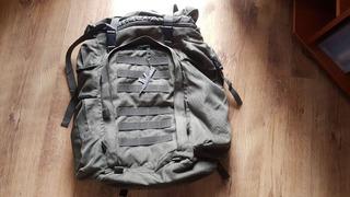 Mochila Classic Army Abundant Od Green Modelo E003