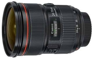 Canon Ef 24-70 Mm F / 2,8l Ii Usm Lente Con Zoom Estandar